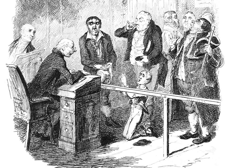 Begging the Magistrate